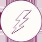 Flash Pasturized Badge