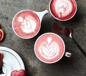 beet lattee recipe